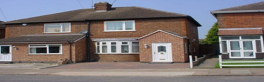 NRS Estates - Semi Detached Leicester